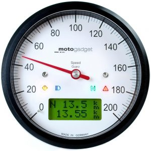 Motogadget Analog Gauges