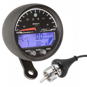 ACEWELL Speedometer and Tachometer