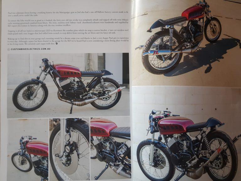 Restorations - Custom Bike Electrics